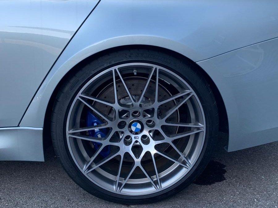BMW M3 (F80) Tieferlegung
