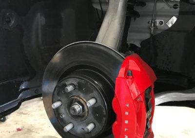 Tesla Model 3 4WD Tuning-Pakete